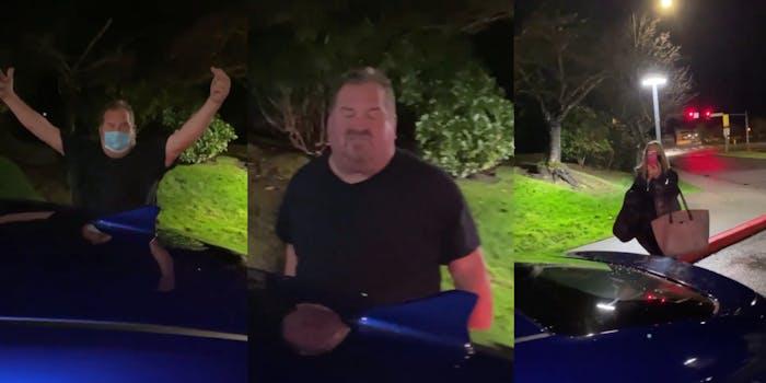 Racist Joe - Lyft passenger
