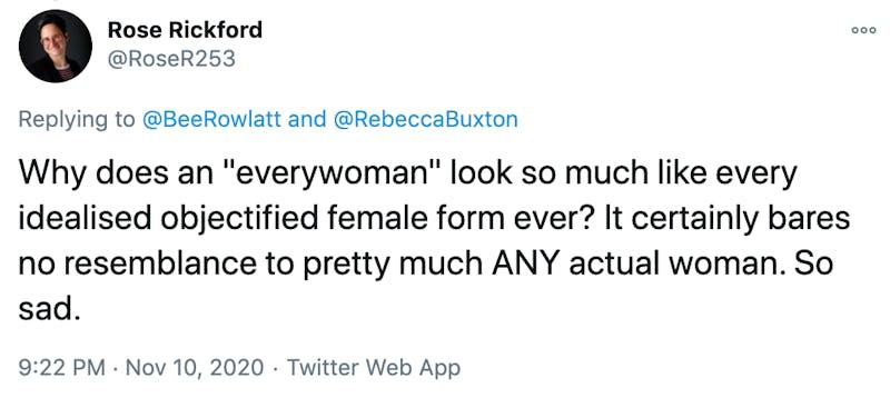 Mary Wollstonecraft statue twitter