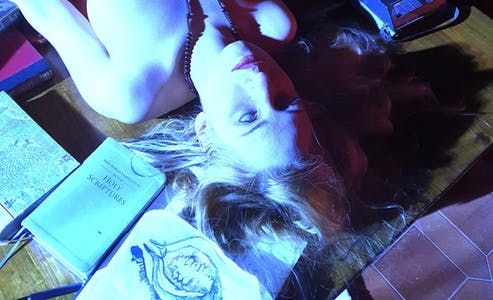 "Nat Portnoy in altSHIFTS's film ""Possession"" on Couples Cinema"