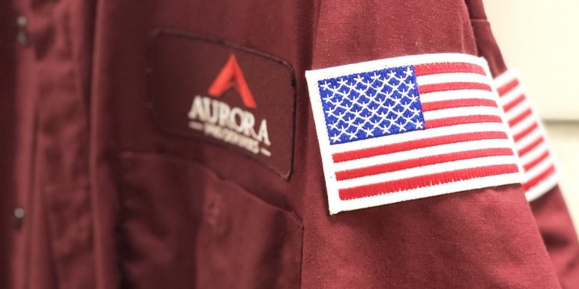 A uniform for Aurora Pro Services