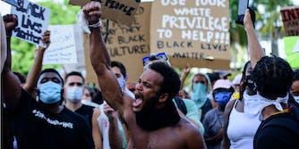 black lives matter promises