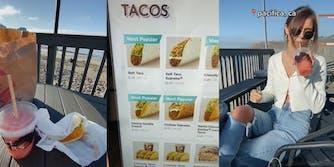 fancy taco bell tiktok