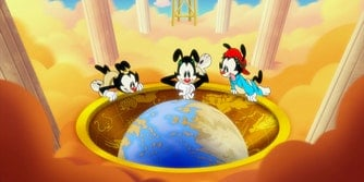 hulu animaniacs reboot review