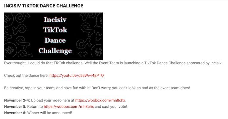 gamestop tiktok challenge
