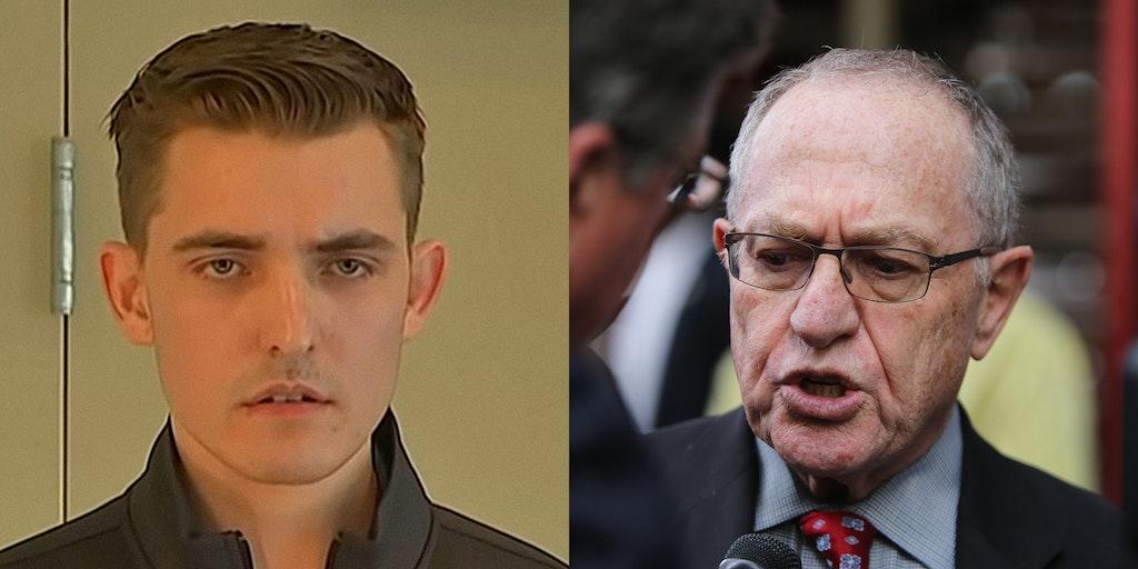 jacob wohl alan dershowitz