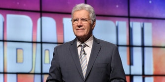 Jeopardy! host Alex Trebek