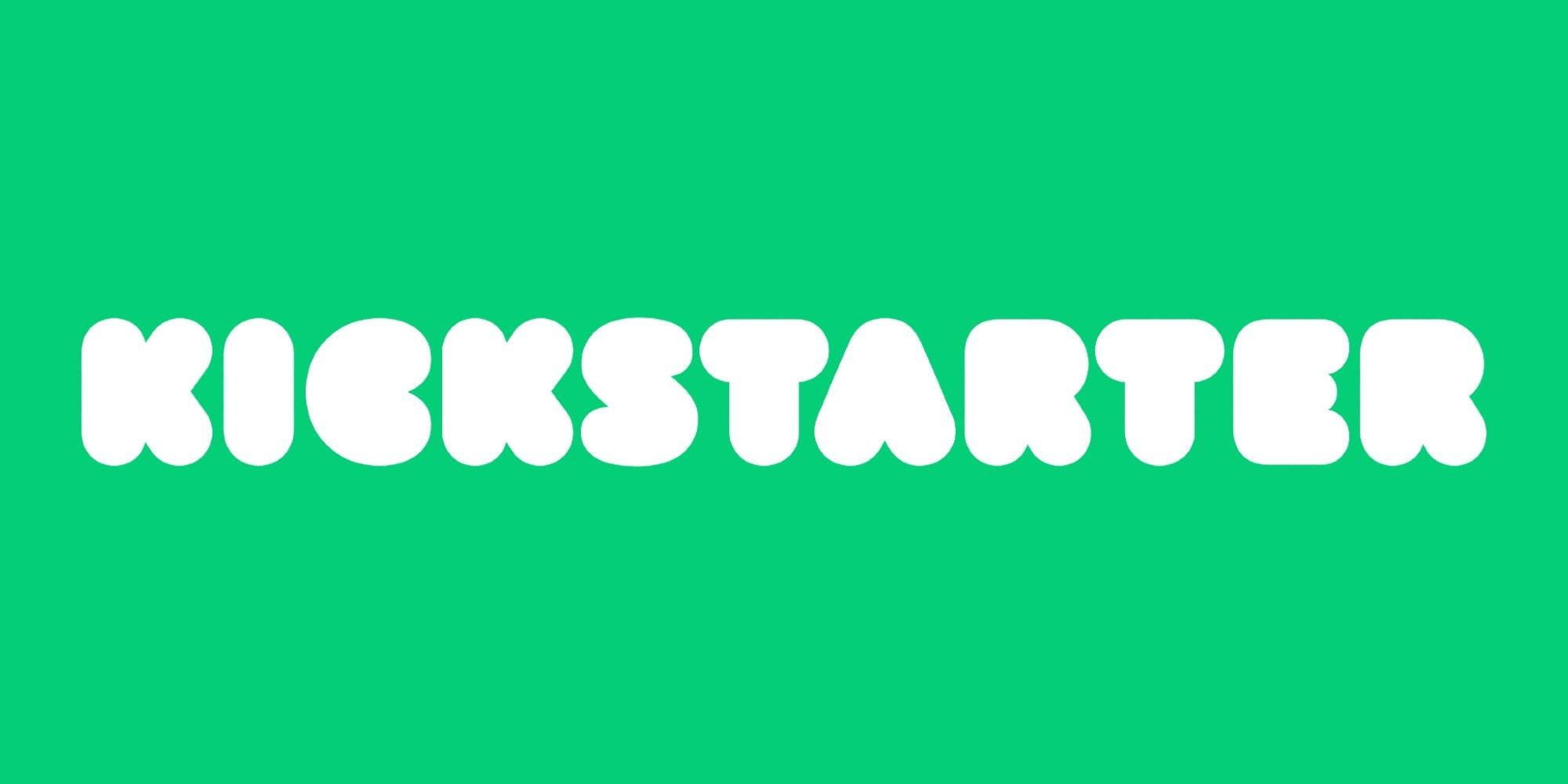 The Kickstarter logo
