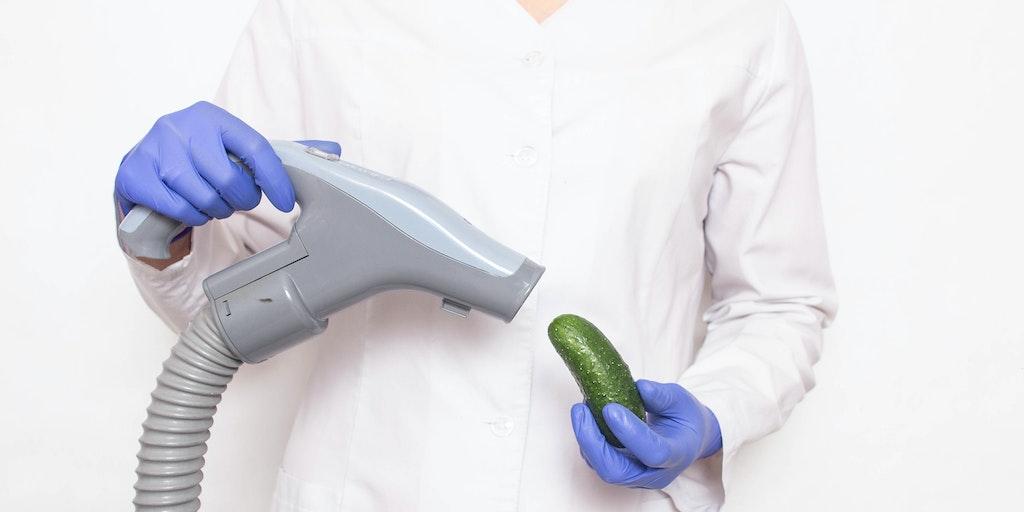 penis pump porn