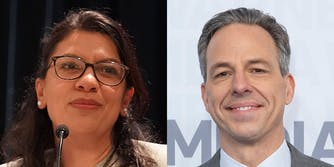 rashida tlaib and jake tapper