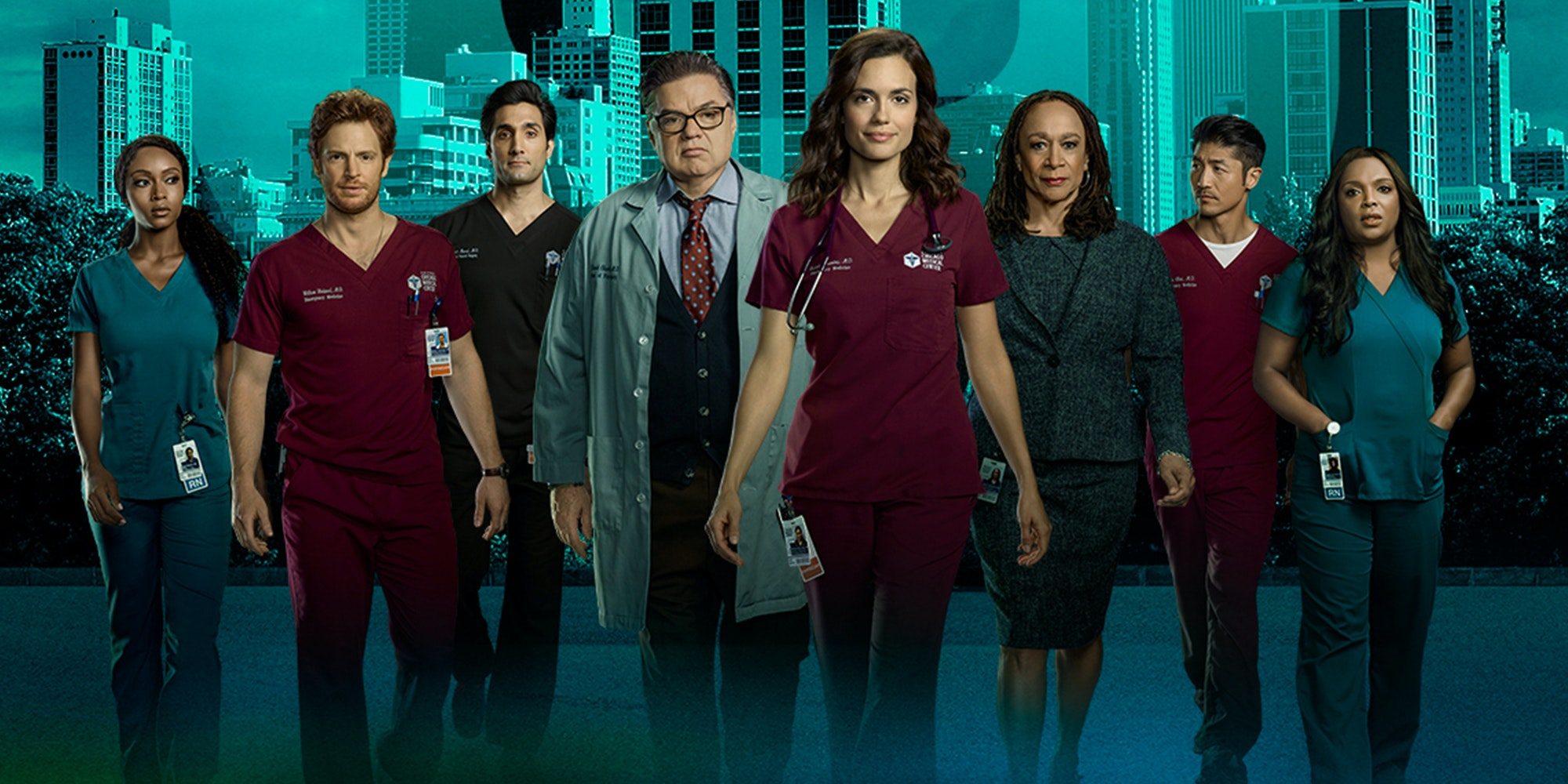 stream chicago med