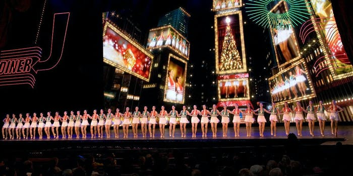 stream christmas spectacular starring radio city rockettes