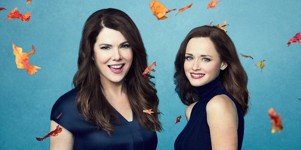 stream Gilmore girls a year in the life