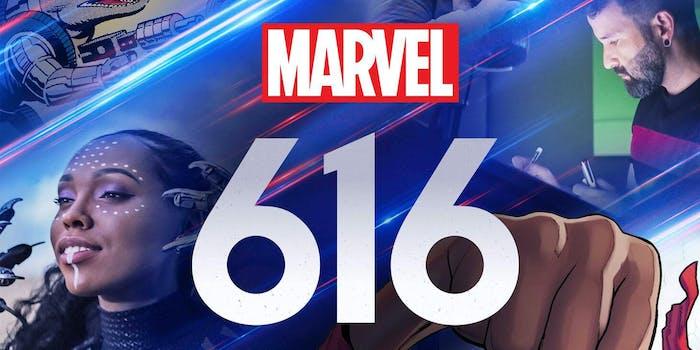stream marvels 616