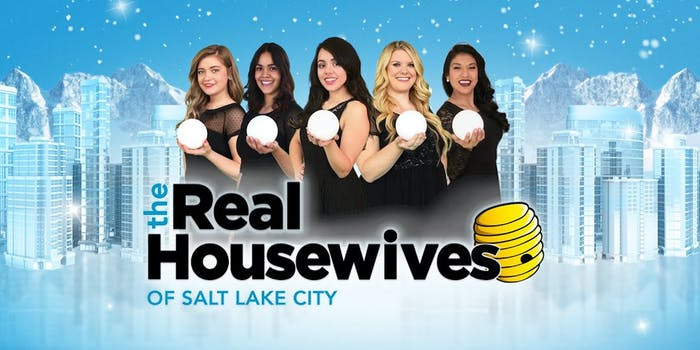 stream real housewives of Salt Lake City
