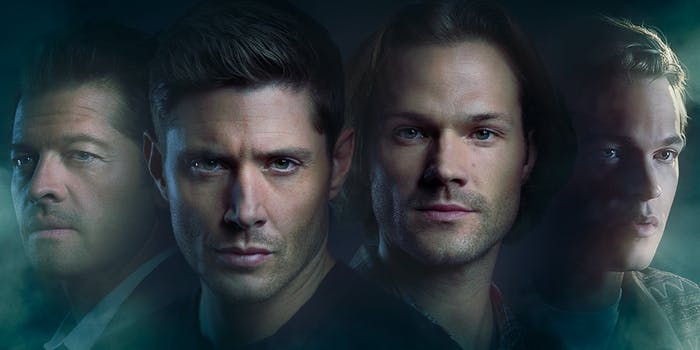 stream supernatural the long road home