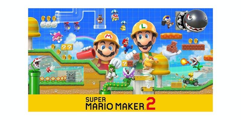 super Mario maker 2 amazon