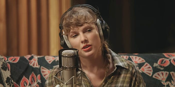 Taylor Swift Disney+ Folklore