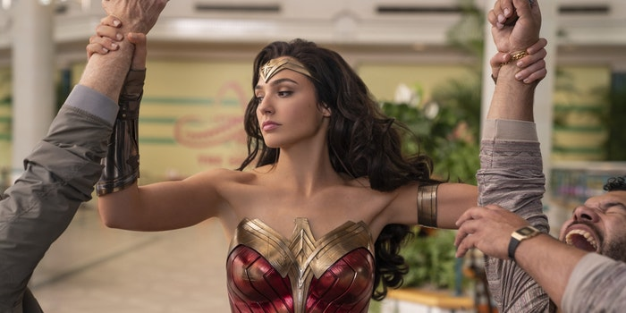 wonder woman 1984 hbo
