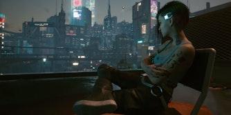Cyberpunk 2077 - seizures