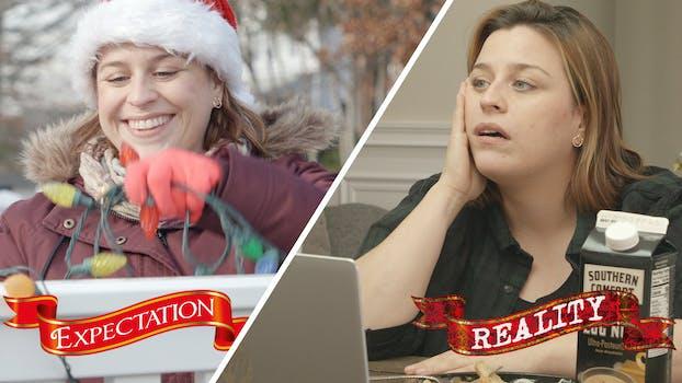 holidays 2020 expectation vs reality