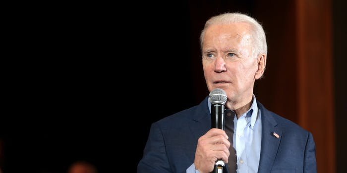President-elect Joe Biden. Biden has tapped Bruce Reed to be his deputy chief of staff, and he has a history of calling for Section 230 to be repealed.