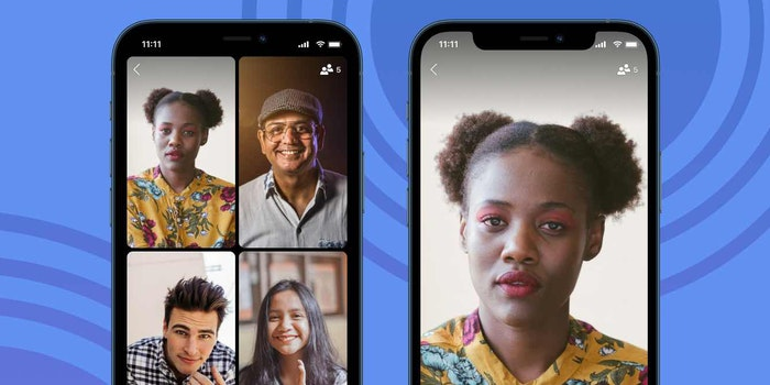Signal introduced a new feature that allows users to make group video calls.