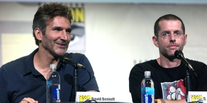 Netflix series producer working with 'GOT' showrunners allegedly poisoned by fellow exec in suspected murder plot