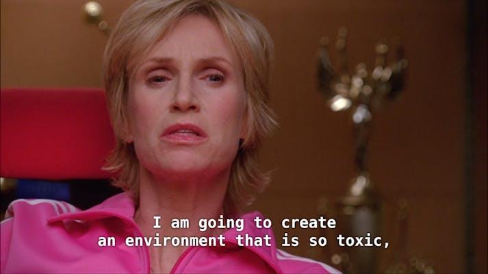 an environment so toxic meme