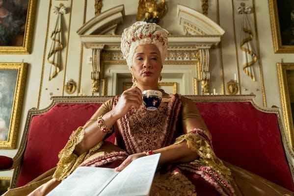 bridgerton review queen charlotte