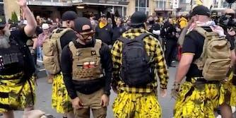 proud boys antifa butts
