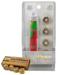 MouthPeace and Mini Filters by Moose Labs