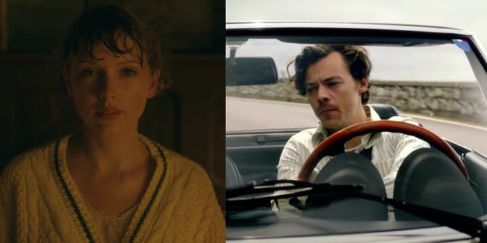 taylor swift harry styles conspiracy