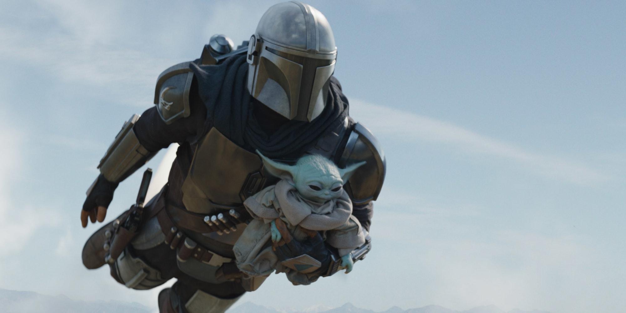 A 'Star Wars' fan favorite makes a bold return on 'The Mandalorian'