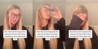TikTok Kellin Quinn cheating rumors