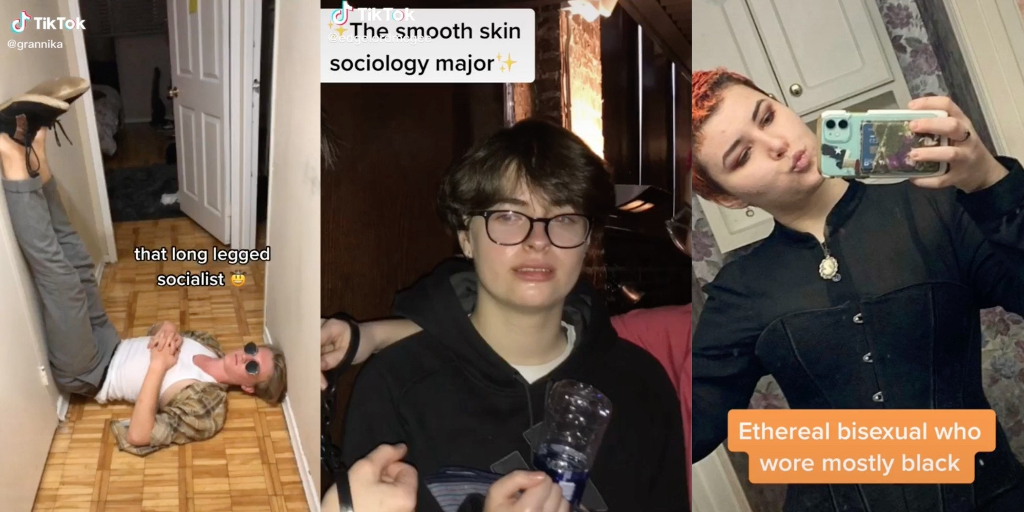 The ethereal bisexual trend on TikTok