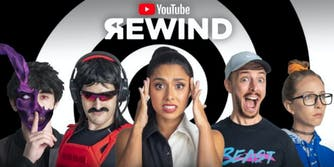 youtube rewind the musical