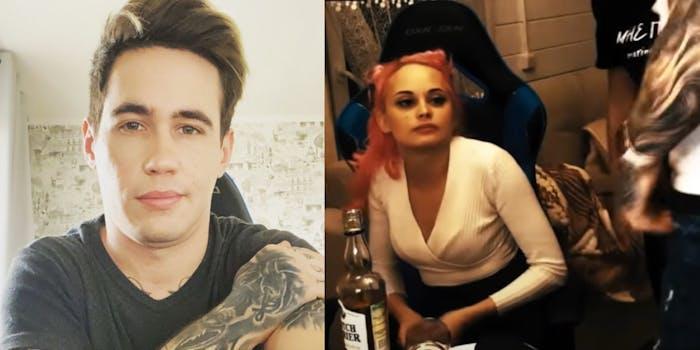 youtuber kills pregnant girlfriend Valentina Grigoryeva