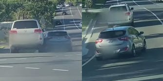 Video showed teen taunting drivers before killing pregnant couple.