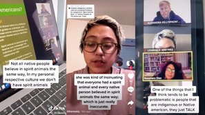 Indigenous student speaks out against professor's spirit animal quiz and anti-Indigenous rhetoric