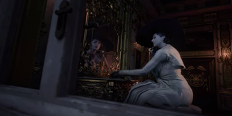 Lady Dimitrescu Resident Evil Village