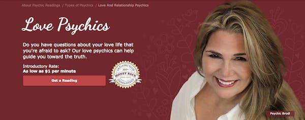 psychic love source