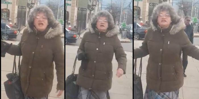 New Jersey woman who yelled N-word at Black woman on street