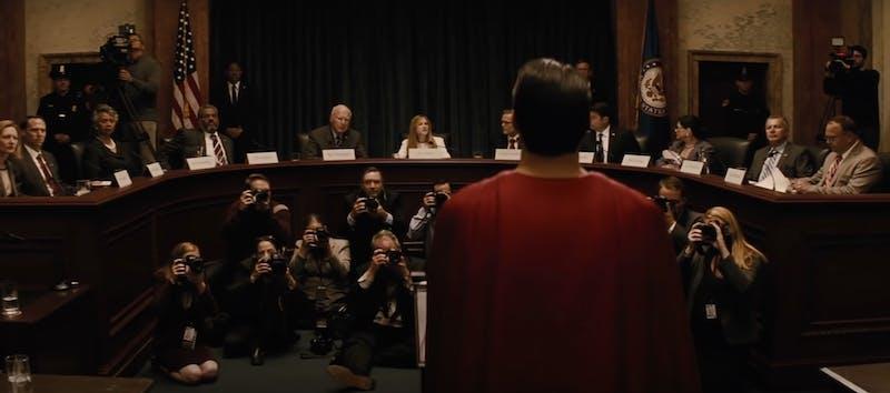 batman v superman senator