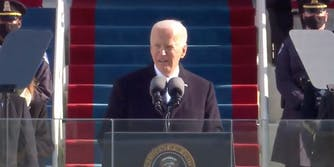 The inauguration of President Joe Biden