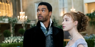 bridgerton romance tv