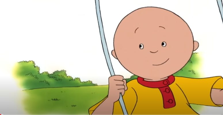 Photo of Cailou.