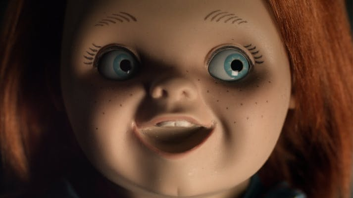 best horror movies on showtime - curse of chucky