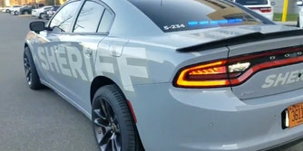 Durham Sheriff's Department so-called ghost car for traffic patrols.