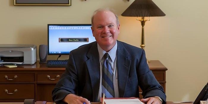Virginia State Sen. Ben Chafin
