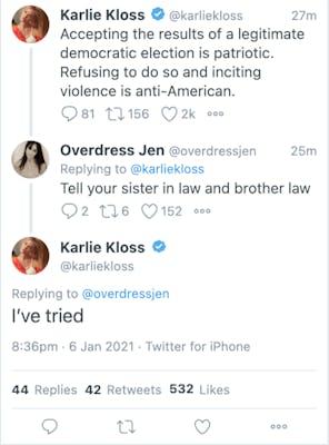 karlie kloss i tried